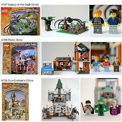 Lego Harry Potter - Ensemble Énorme - Lot 23 - Ensemble Complet À La Retraite