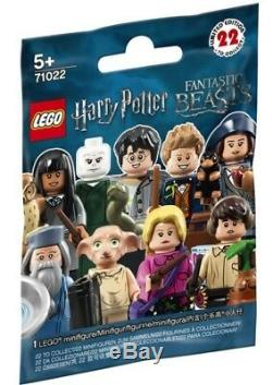 Lego Harry Potter Fantastique Bêtes Minifigures 71022 Choisissez Votre Mini Figure