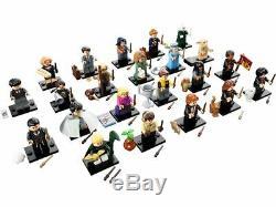Lego Harry Potter Fantastique Bêtes Minifigures Série 71022 Ensemble De 22 Complete