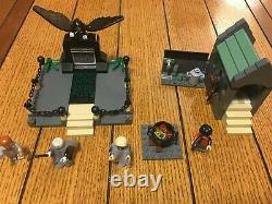 Lego Harry Potter Goblet Of Fire Cimetière Duel 4766 Complete Org Box Withmanuals