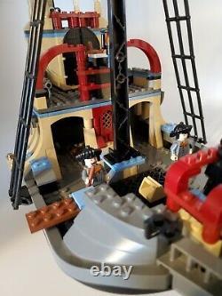 Lego Harry Potter Goblet Of Fire Le Bateau Durmstrang (4768) 100% Complete
