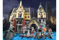 Lego Harry Potter Hogwart's Castle # 4757 Complet