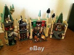 Lego Harry Potter Hogwart's Castle (4842) Complet D'occasion, Sans Boîte