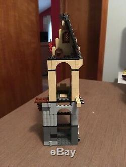Lego Harry Potter Hogwarts Castle 2e Édition # 4757 Presque Complet, Toutes Les Figurines