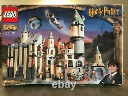 Lego Harry Potter Hogwarts Castle 4709 (utilisé, 100% Complet, Très Bon État)