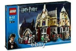 Lego Harry Potter Hogwarts Castle (4757) 100% Complet Et Ouvert, En Orig. Boîte