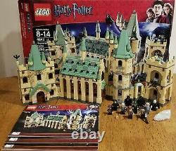 Lego Harry Potter Hogwarts Castle 4842 100% Complet Avec Boîte Et Manuels