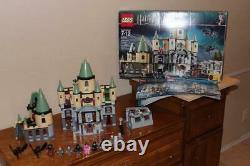 Lego Harry Potter Hogwarts Castle (5378) 100% Complet Et Ouvert, En Orig. Boîte