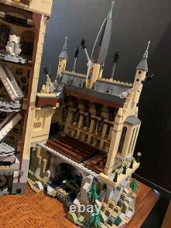 Lego Harry Potter Hogwarts Castle Set (71043) 100% Complete All Pieces