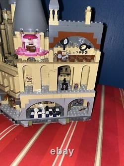 Lego Harry Potter Hogwarts Castle Set (71043) Complet Avec Boîte Et Instructions