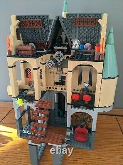 Lego Harry Potter Hogwarts Château (4757) Prisonnier D'azkaban 100% Complet