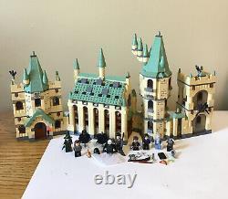 Lego Harry Potter Hogwarts Château 4842 Près Complet Manquant Quelques Pièces Vintage