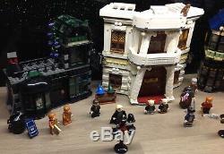 Lego Harry Potter Lego 10217 Diagon Alley Lire La Description Complète