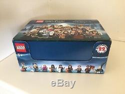 Lego Harry Potter Minifigures Complet Ensemble Complet De 22 Chiffres 71022 Avec La Boîte