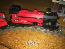 Lego Harry Potter Motorisé Poudlard Express 10132 Avec Des Chiffres Complets De 99%