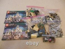 Lego Harry Potter Ordre Du Château De Phoenix Poudlard 5378 Utilisé Manuel Complet