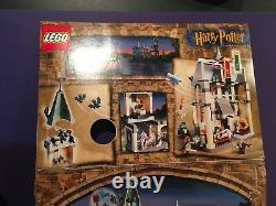 Lego Harry Potter Poudlard 4709 Complet Inutilisé, Boîte, Instructions- 1 Sac Ouvert