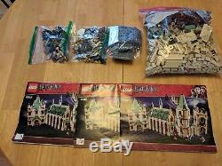 Lego Harry Potter Poudlard Castle 2010 (4842) 100% Pas De Boîte Complète