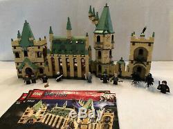 Lego Harry Potter Poudlard Castle 4842 Complete (sans Boîte)