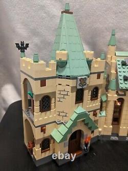 Lego Harry Potter Poudlard Château 4842 98% Complet Retraité Euc Minifigs