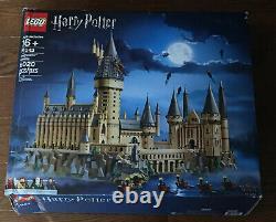 Lego Harry Potter Poudlard Château 71043 Nouveau, Complet, Boîte Ouverte