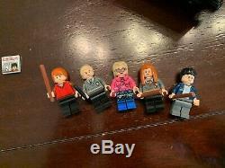 Lego Harry Potter Poudlard Express 4841 Presque Complet Avec Tous Les Minifigs