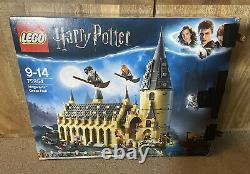Lego Harry Potter Poudlard Grande Salle (75954) 100% Complet