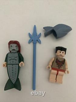 Lego Harry Potter Rescue From The Merpeople (4762) Complet Avec Instructions