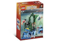 Lego Harry Potter Rescue From The Merpeople (4762) Complet Et Ouvert Avec Boîte