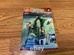 Lego Harry Potter Rescue From The Merpeople Set 4762-complete Lego Harry Potter Rescue From The Merpeople Set 4762-complete Lego Harry Potter Rescue From The Merpeople Set 4762-complete Lego Harry