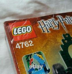 Lego Harry Potter Sauvetage Du Merpeople 4762 100% Complet