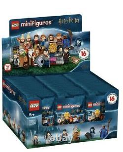 Lego Harry Potter Série 2 Figurines Complet Complet Boîte Scellée De 60 71028