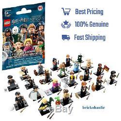Lego Harry Potter Série De Bêtes Fantastiques Minifigures 71022 Série Complète De 22