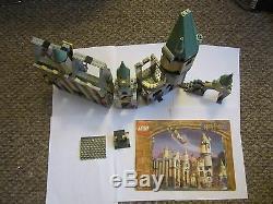 Lego Harry Potter Set 4709 Château De Poudlard En Vrac, Presque Complet