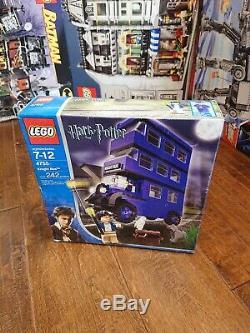 Lego Harry Potter Set 4755 Knight Bus Nouveau Complet Scellé