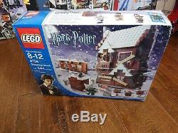 Lego Harry Potter Set 4756 Shrieking Shack Nouveau Complet Scellé