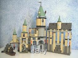 Lego Harry Potter Set # Castle Poudlard 100% Complet 4709 Withinstr Aucune Boîte