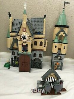 Lego Harry Potter Sets 4755/4757 Magicobus, Poudlard, Complete, Rare, 9 Chiffres