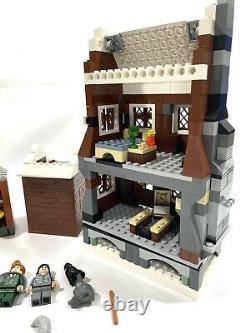 Lego Harry Potter Shriek Shack Set 4756-complete