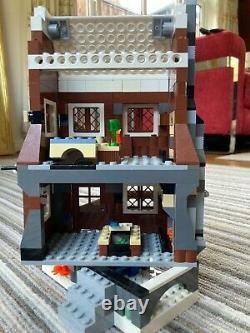 Lego Harry Potter Shrieking Shack (4756) 100% Complet Aucune Boîte