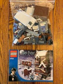 Lego Harry Potter Shrieking Shack (4756) Complet