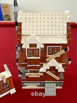 Lego Harry Potter Shrieking Shack Ensemble 4756 Complete Free Ship