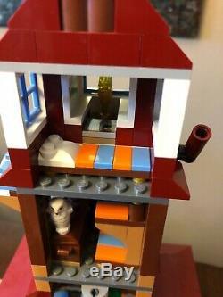 Lego Harry Potter The Burrow Set # 4840 Complet À 100% Sans Manuel Ni Boîte