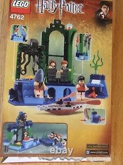 Lego Harry Potter4762 Rescue Du Merpeople Avec Boîte Et Instructions