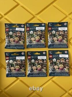 Lego Minifigures Harry Potter & Fantastic Beasts (71022) Set Complet De 22 Nouveau