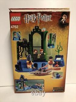 Lego Set 4762 Sauvetage Du Merpeople Harry Potter 100% Instructions Complètes