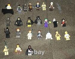 Lego Star Wars, Harry Potter, Batman Ensembles Complets Beaucoup Comme N E W