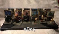Lego Star Wars Mini Figure Packs 3340, 3341, 3342, 3343 Ensembles Complets