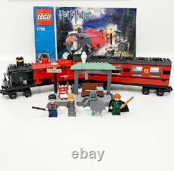 Legoharry Potter Set Hogwarts Express 4758 Retraité 99,9% Complet