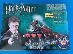 Lionel 7-11020 Harry Potter Hogwarts Express Ensemble De Trains Mint Complet